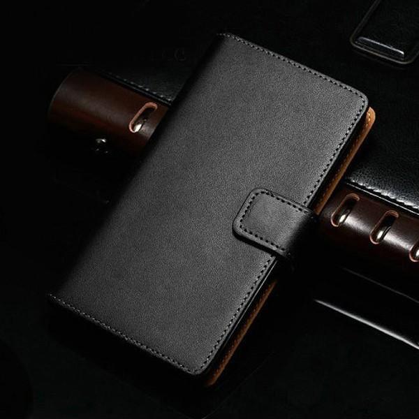 Nexus 5 Leather Wallet Case