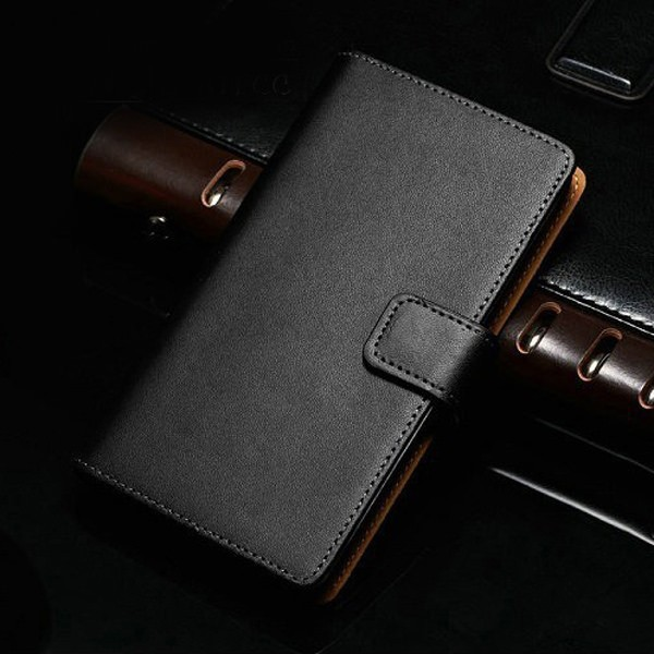 iPhone 5c Leather Wallet Case
