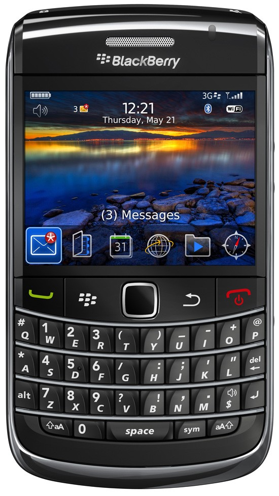 Blackberry Bold 9000 Repairs