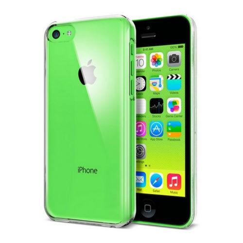 iPhone 5C Transparent Ultra Thin Hard Case