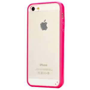 iPhone 5S Silicone Bumper Case