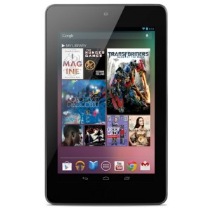 Nexus 7 Repairs (1st Generation)
